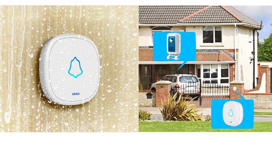 APP Control WIFI Doorbell