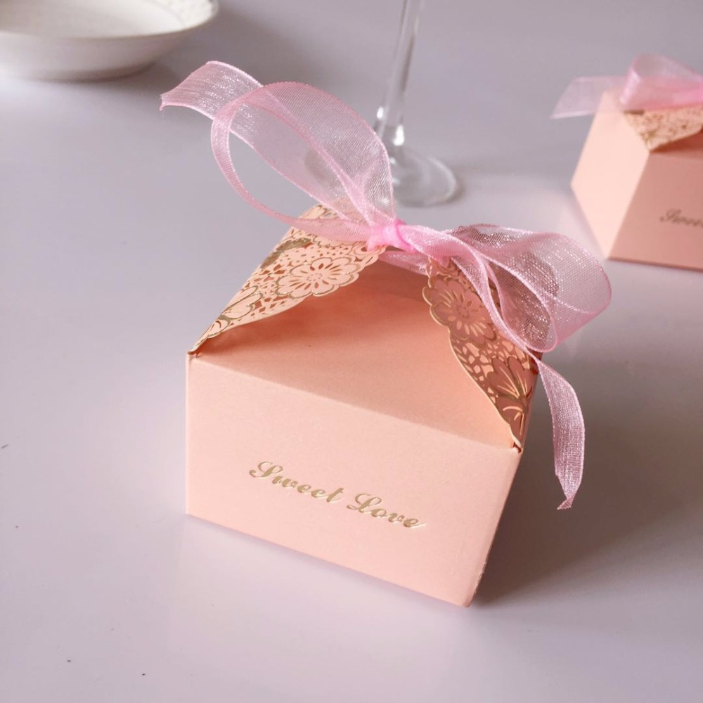 Aliexpress.com : Buy 50pcs/set Romantic Wedding favors Decor DIY ...