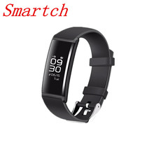 Smartch X9 Bluetooth Smart Wristband Bracelet Fitness Tracker Heart Rate Pedometer Sport Bracelet Watch intelligent Wristband
