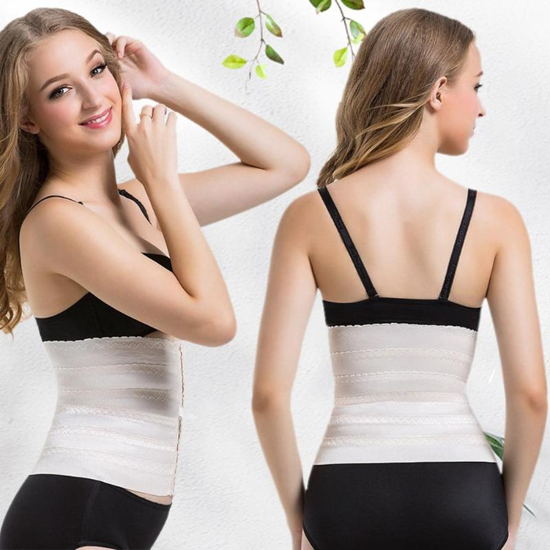 Waist Trainer Shapers Waist Trainer Corset Slimming Belt Shaper Body Shaper Slimming Body Sculpting Belt Fitness Girdle