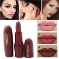 Cosmetics Vampire Brown Velvet Lipstick Lip Sticks Beauty Red Baby Lips Batom Matte Lipstick Nude Lips Makeup For Women