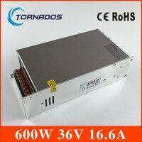 S 600 36 Led Power Supply 600W 36v Ac Dc Converter Input 110v Or 220V Variable