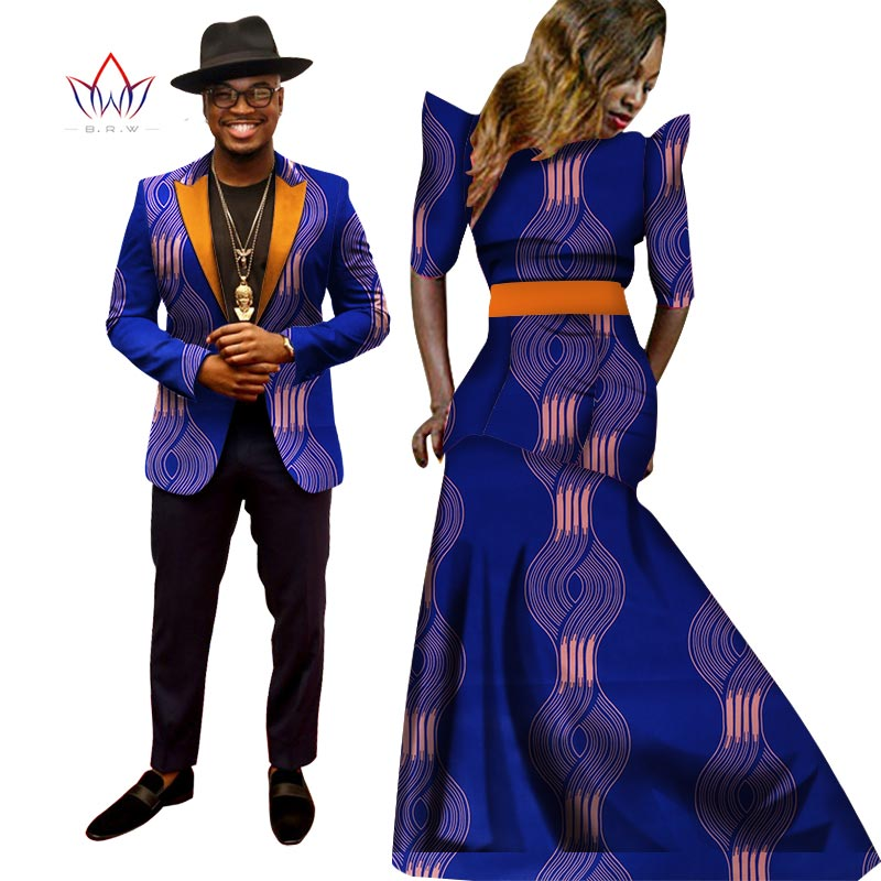 Afrikanska klänningar för kvinnor afrikansk klänning Bazin Riche - Nationella kläder - Foto 6