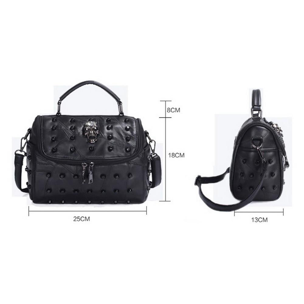 Bolsa de Luxo Ampla Designer Bags Panelled Pequeno