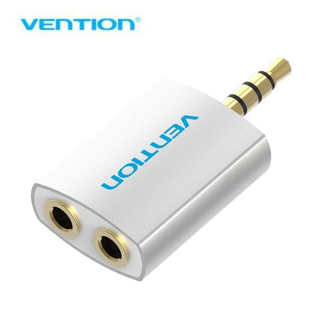 Convention 3.5mm Câble Audio Splitter Universel 1 Mâle à 2 Femelle Pour Audio Écouteur Splitter Câble Double Jack Casque Splitter