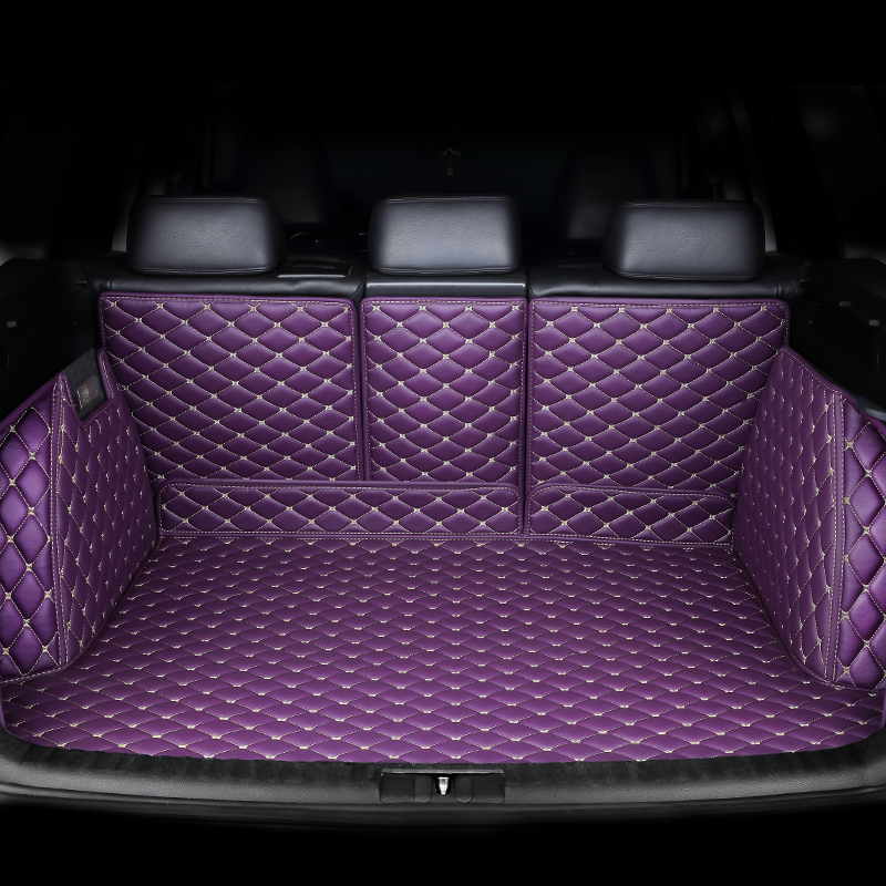 Personalizado Tapete Mala Do Carro para Porsche todos os modelos Cayenne Macan acessórios auto styling personalizado forro de carga