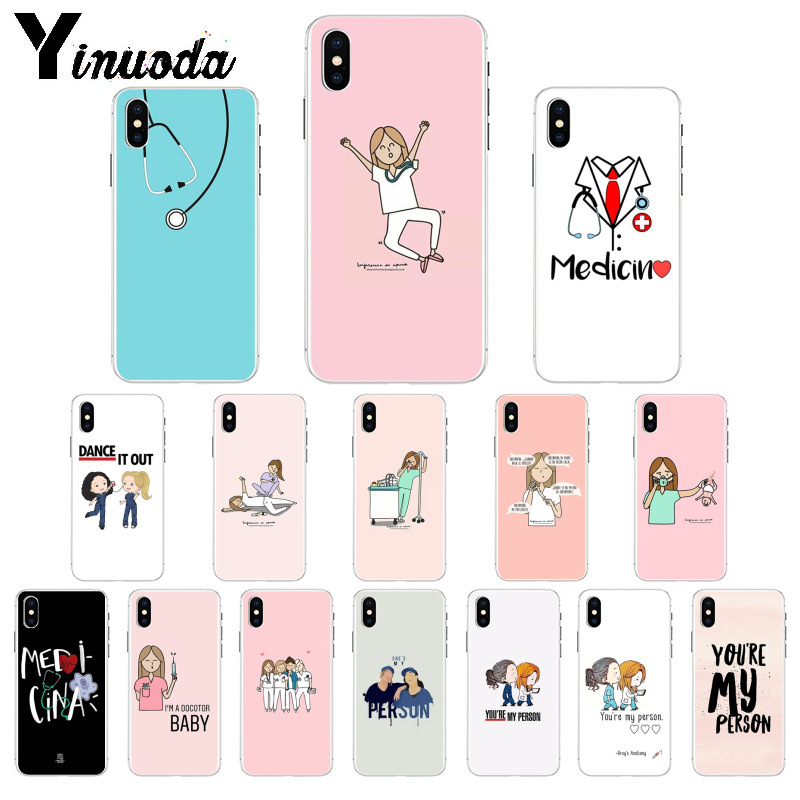 cover iphone 7 medicina