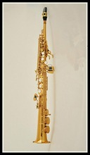 NEW YSS-475 B flat Soprano Saxophone straight one professional wind instruments playing