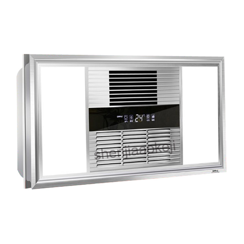 Intelligent multi-function smart Yuba warm integrated embedded ceiling triple bathroom heater 220v 2100w1pc