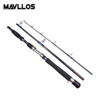 Mavllos Lure Weight 70 250g Super Hard Boat Spinning Fishing Rod 1 8m 2 1m 3