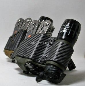 Image 4 - 1 Kydex K vỏ bọc Nhựa Nhiệt Dẻo ban Hàng Nhập Khẩu từ Mỹ sợi Carbon rắn hai dây Cho DIY dao K Vỏ Ốp lưng