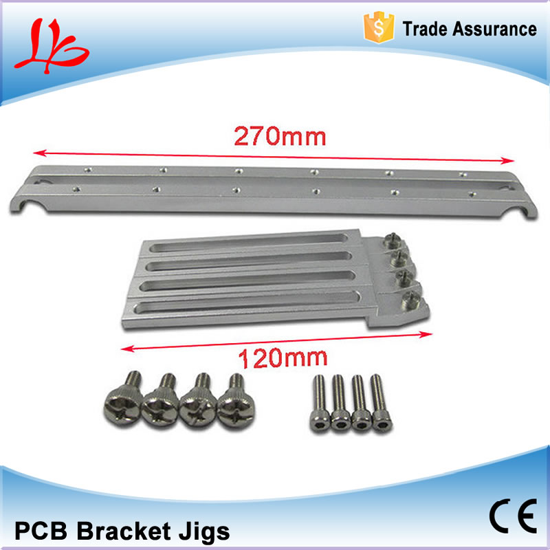BGA Reballing Jig BGA Fixture PCB Table PCB Bracket Jigs For Repair Rework Station LY IR6000, IR6500, IR9000 bga jig with screws 4pcs