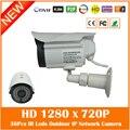 Hd 720 P Ip-камера 36 шт. Свет Открытый Водонепроницаемый Видеонаблюдения системы Видеонаблюдения Motion Detect Ночного Видения Freeshipping Горячей