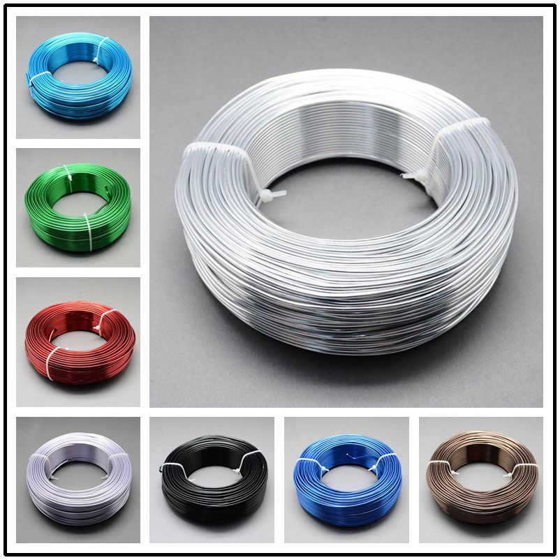Colored Aluminum Wire - Dolgular.com