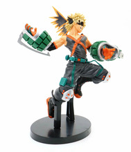 Ground Izuku Bakugou Action