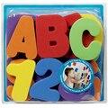 Плавание игрушки Игрушки Для Купания, Плавающие игрушки с рис + Алфавит обучающие игрушки (36 шт. за лот) WJ087