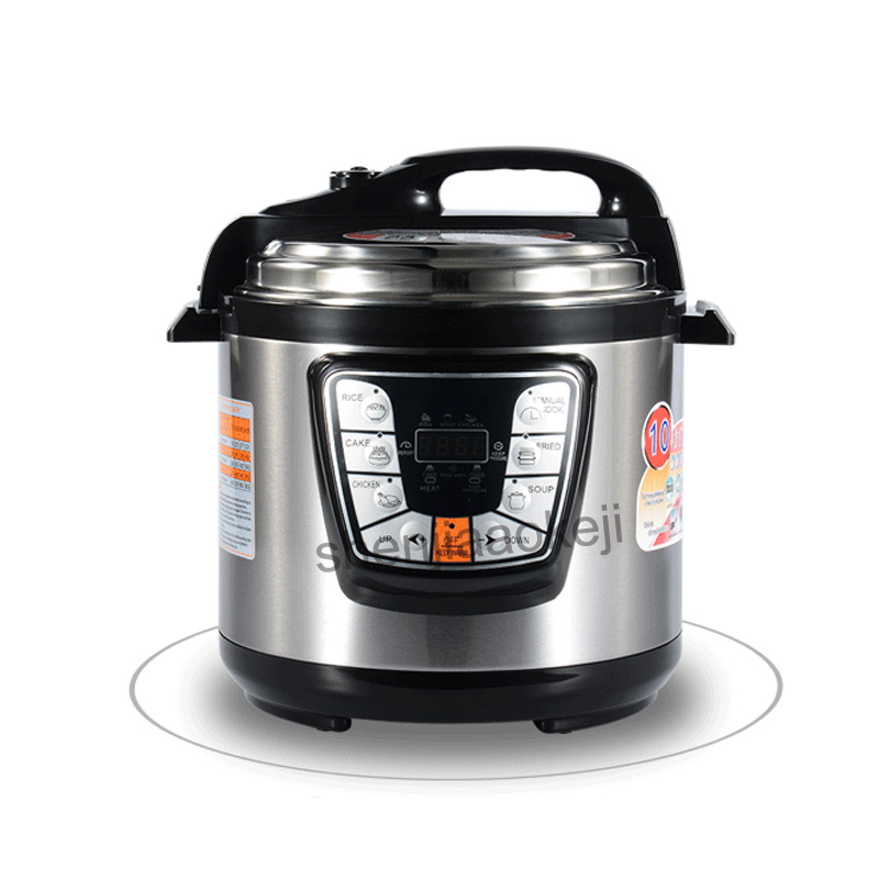 Multifunction Electric Pressure Cooker smart household 6L large capacity 5-6 people automatic multi-function high pressure pot multi function high pressure pot multifunction electric pressure cooker smart household 6l large capacity 5 6 people automatic