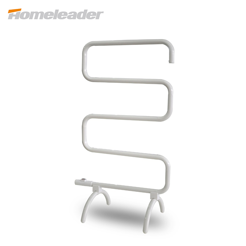 ФОТО Homeleader TW-05S Towel Warmer/ Towel Heater with Radiator Functions Color White