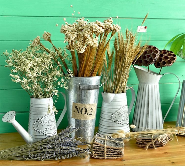 Buy Dried Flower Arrangements And Get Free Shipping On Aliexpressrhaliexpress: Dried Grasses Home Decor At Home Improvement Advice
