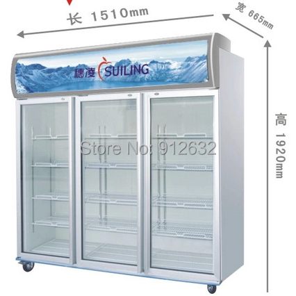 Commercial freezer price