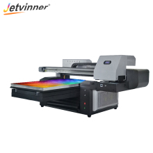 Jetvinner Large Format Automatic UV Printer Flatbed Printers With Double Print Head Multifunction Inkjet Printers Max. 600x900mm