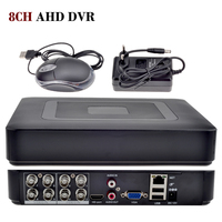HOBOVISIN 8CH AHD DVR H 264 1080N 4CH Analog 1080P 16CH IP 1080P Mini 5 In