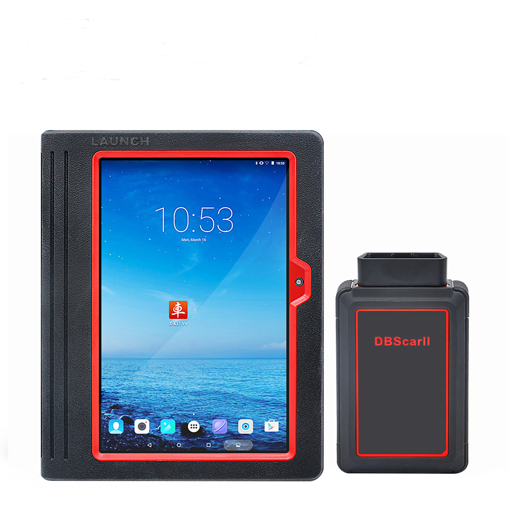 100% Original Global Version LAUNCH X431 V+ Full System Car Diagnsotic Scan Tool Scanpad Free Online Update