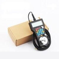 CNC NCStudio wire Handwheel 3 Axis Pulse 50PPR Optical Encoder Generator MPG Pendant for CNC Router
