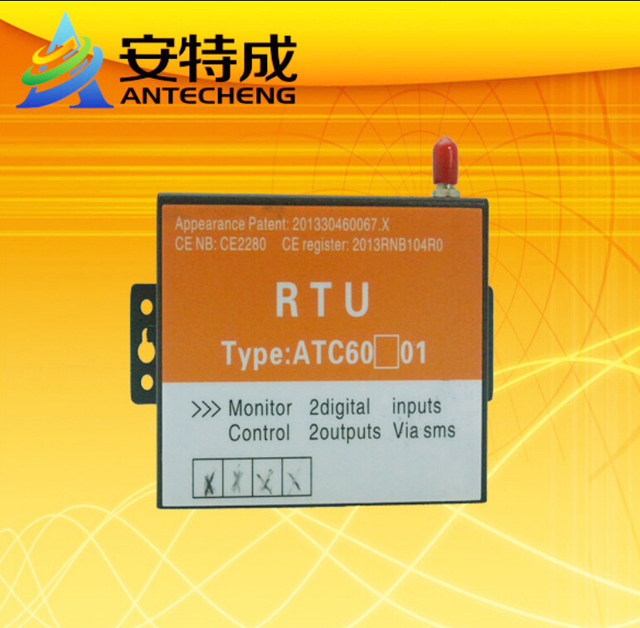 Remote operated switch ATC60A01 with 3G module automatic water tank pump controller