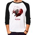 Tokyo Ghoul printed hot anime Tokyo Ghoul t shirt clothes sleeve Tokyo Ghoul T-shirt men tshirt  fitness casual shirt