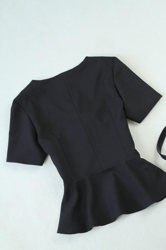 Esterno Suit Grandi Vestito Modo Di Del piece Giacca Primavera E 1 Temperamento Femminile Cappotto Nuovo Dimensioni 2019 Donne 2 Della Pannello L'estate Delle Due Nero Mezza Short YqaCAAwSx