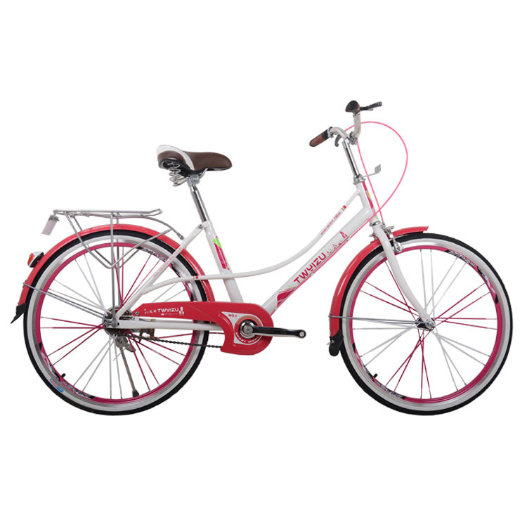 The New Women's Lightweight 24 Inch Bicycle Can Bring People Bicycle