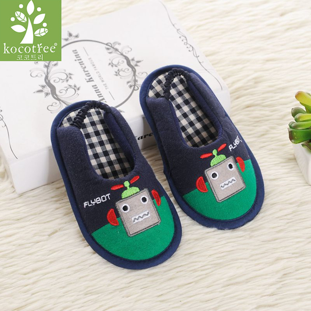 Kocotree Kids Slippers Children Home House Girls Shoes Boys Indoor ...