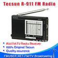 New!Freeshipping+ wholesale Tecsun R-911 AM/ FM / Shortwave (11 bands) Multi Bands Radio receiver broadcast