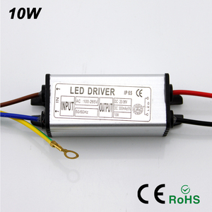 Image 4 - 2017NEW LED Drive 10W 20W 30W 50W LED Driver Adapter Transformer AC100V 265V to DC20 38V Switch Power Supply IP67 For Floodlight
