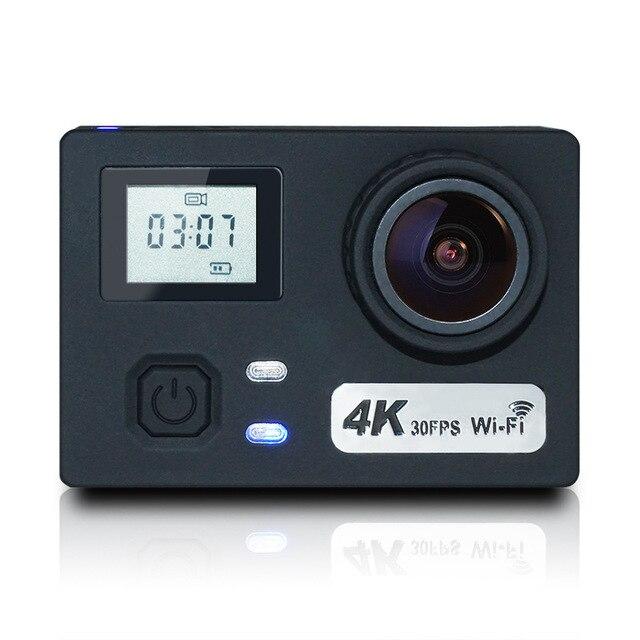 울트라 얇은 4 k 스포츠 카메라 방수 카메라 1080 p 와이파이 공중 dv 미니 셀프 타이머