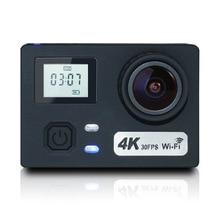 Ultra Sottile 4K Macchina Fotografica di Sport Macchina Fotografica Impermeabile 1080P Wifi Antenna Dv Mini Auto Timer