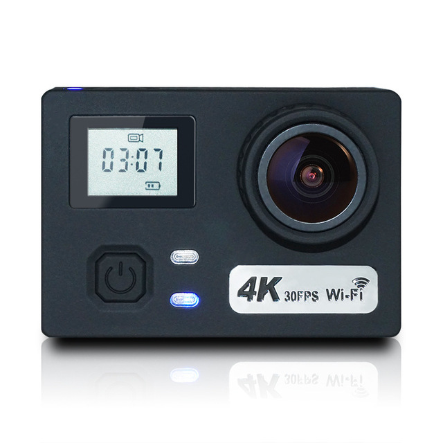 Ultra Thin 4K Sports Camera Waterproof Camera 1080P Wifi Aerial Dv Mini Self Timer