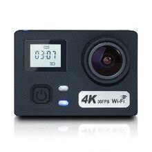 Ultra cienki 4K kamera sportowa wodoodporna kamera 1080P Wifi z lotu ptaka Dv Mini samowyzwalacz