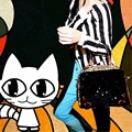New Women All Match Small Leopard Sequin Handbag Shoulder Bag  Hot Selling