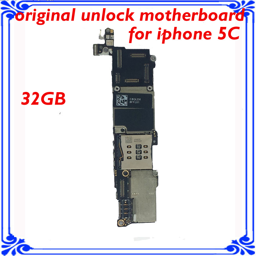 iphone 5c motherboard 32gb 100 original motherboard for iphone 5c unlocked 2466