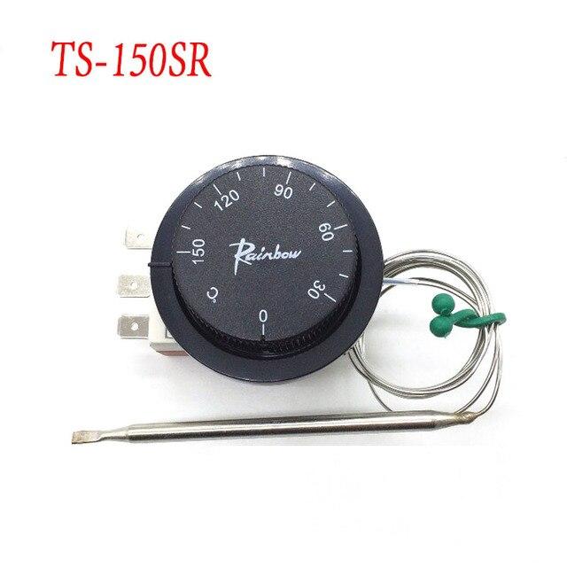 Ts 150sr Korea Rainbow Manual Reset Capillary Thermostat