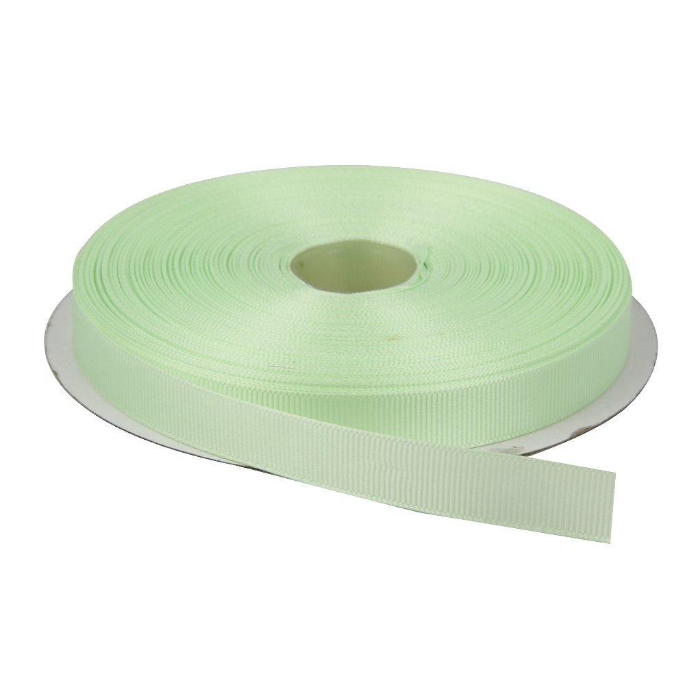 Zerzeemooy 100 Двор/rolls 1/4 «3/8» 5/8 «3/4» 1 «6 мм 10 мм 15 мм 20 мм 25 мм 100% полиэстер Светло-Зеленый корсажная лента кружева