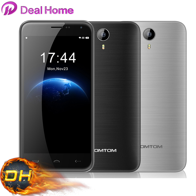 Original Homtom HT3 Pro Mobile Phone 4G LTE Android 5.1 HD 1280*720 MTK6735P Quad Core 3000mAh 2GB 16GB HT3 Pro Mobile Phone