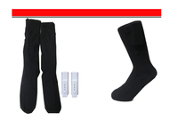 Warm socks Electric heating sock Cotton double layer heat sock Toe back appliances Personal care appliance Three gear