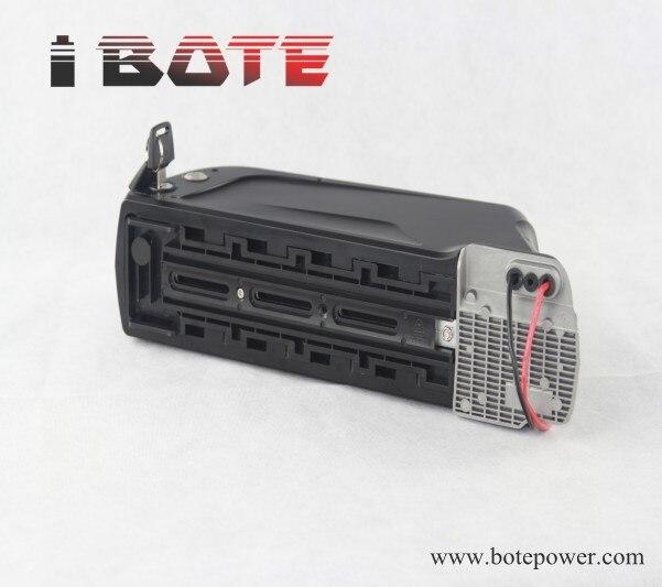 48 V batterie type de dauphin 14ah 48 V lithium batterie 18650 batterie akku pour vélo électrique kit - 4