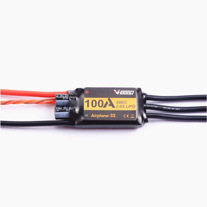 Image 3 - V Good Airplanes 32 ESC 40A 60A 80A 100A 120A 150A 2 8S Lipo 5.5V/8A BEC RC Airplane ESC For RC Model RC accessories