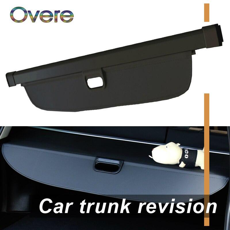 Overe 1 set Voiture Coffre Arrière Cache-bagages Pour Land Rover Range Rover 2008 2009 2010 2011 2012 2013 Sécurité bouclier Ombre Accessoires
