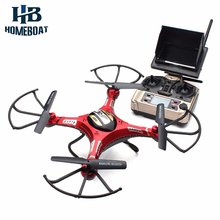JJRC H8D FPV Headless Mode 6-Axis 2.4Ghz Gyro RTF RC Quadcopter Helicopter Drone with 5.8G 2MP HD Camera Helicopter Drone