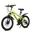 22-дюймовый Молодежный дисковый амортизатор с возможностью изменения скорости  горный велосипед для учеников начальной и средней школы  гор...